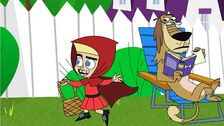 Little riding hood Johnny