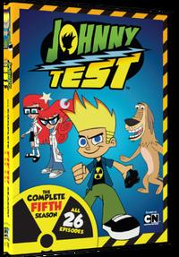 JT Season 5 DVD