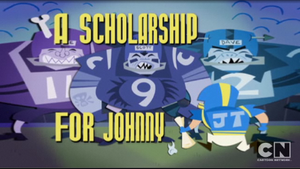 A Scholarship for Johnny1111