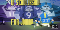 A Scholarship for Johnny