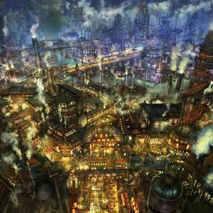 Duwang, the City of Steam