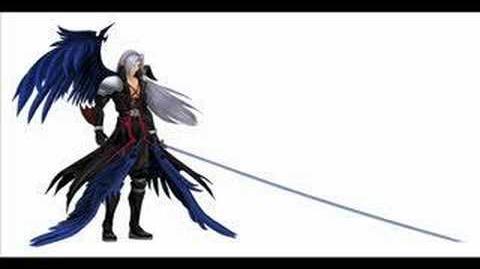 Kingdom Hearts II Music - Vs Sephiroth
