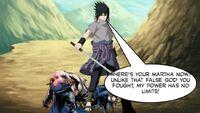 NLS Sasuke. No limits.