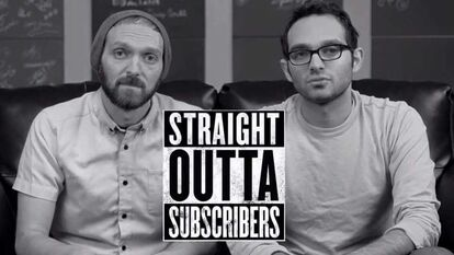 Fine Bros Straight Outta Subscribers