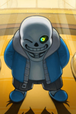 Exaggerated Sans