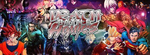 Death Battle Homies Cover