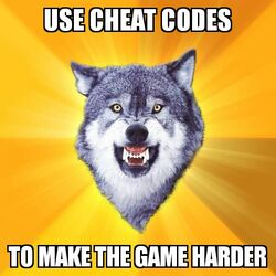 Courage Wolf Cheat Codes