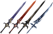 Zacri Swords
