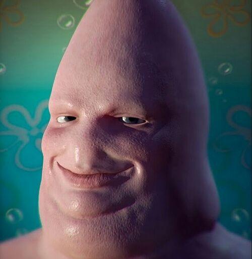 Alternate Morbid Patrick