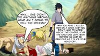 Sasuke Destroys FT