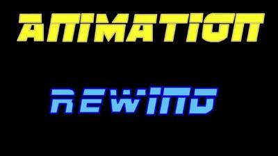 Animation Rewind Logo