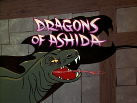 Dragons of Ashida title card