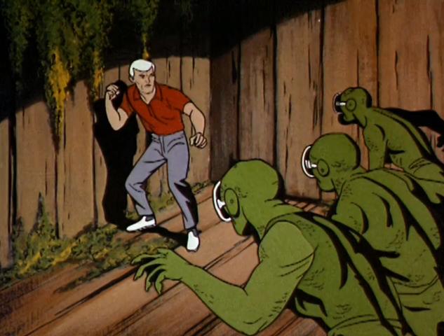 File:Race is cornered by lizard men.png