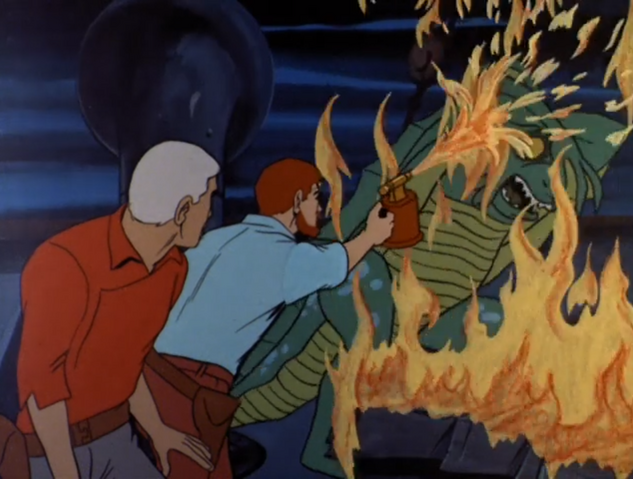 File:Dr. Quest fires torch at sea creature.png