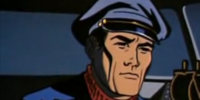 Captain (The Mystery of the Lizard Men)