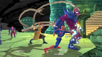Spider-Man+Friend+Or+Foe+3
