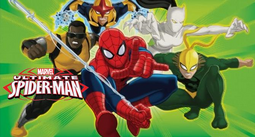 Ultimate Spider-Man TV Series Slider