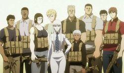 S2 op Koko's Squad