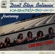 Journey Don't Stop Believin' & Natural Thing Japan