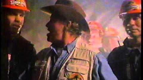1993 McDonald's Jurassic Park Commercial
