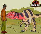 Jurassic Park Sunset 2 by DsKoRn (11)