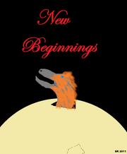 New beginnings jp alternate cover