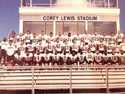 Olympic Heights Varsity Football Team (2002)