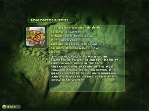 Edmontosaurus Dinopedia
