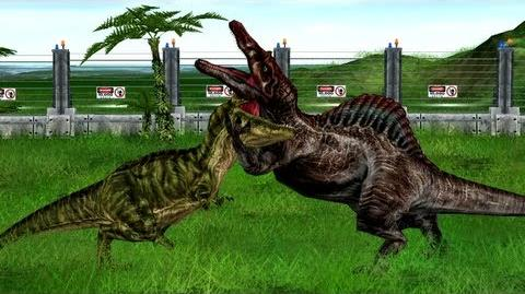 Jurassic Park Operation Genesis - Death duels in 1080p HD reupload