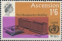 Ascension 1966 Inauguration of WHO Headquarters Geneva b