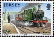 Jersey 1985 Railway History II c