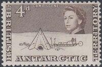 British Antarctic Territory 1963 Definitives g