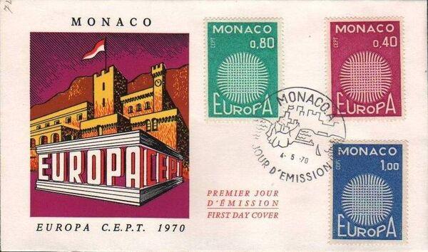 Monaco 1970 Europa d