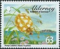 Alderney 2014 Alderney Ladybirds d