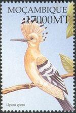 Mozambique 2002 Birds of Africa i