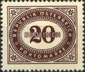 Austria 1947 Postage Due Stamps - Type 1894-1895 with 'Republik Osterreich' l.jpg