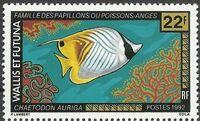 Wallis and Futuna 1992 Fishes b