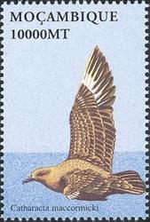 Mozambique 2002 Sea Birds of the World b