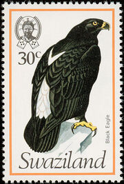 Swaziland 1976 Birds l
