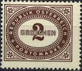 Austria 1947 Postage Due Stamps - Type 1894-1895 with 'Republik Osterreich' b.jpg