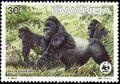 Rwanda 1985 WWF Mountain Gorilla d.jpg