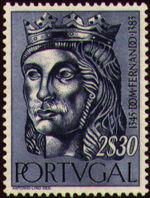 Portugal 1955 Portuguese Kings i