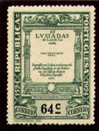Portugal 1924 400th Birth Anniversary of Camões q