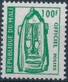 Mali 1961 Dogon Mask (Official Stamps) j.jpg