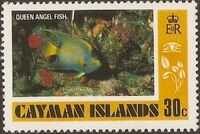 Cayman Islands 1978 Fishes (1st Issue) f