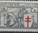 Belgium 1934 Anti Tuberculosis - The Knight