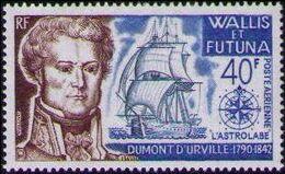 Wallis and Futuna 1973 Explorers and their Ships c