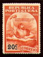 Portugal 1924 400th Birth Anniversary of Camões j