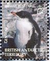 British Antarctic Territory 2006 Penguins of the Antarctic j.jpg