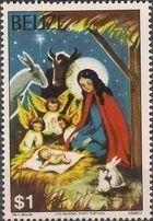 Belize 1980 Christmas d